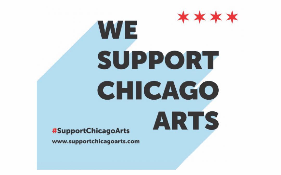 #SupportChicagoArts