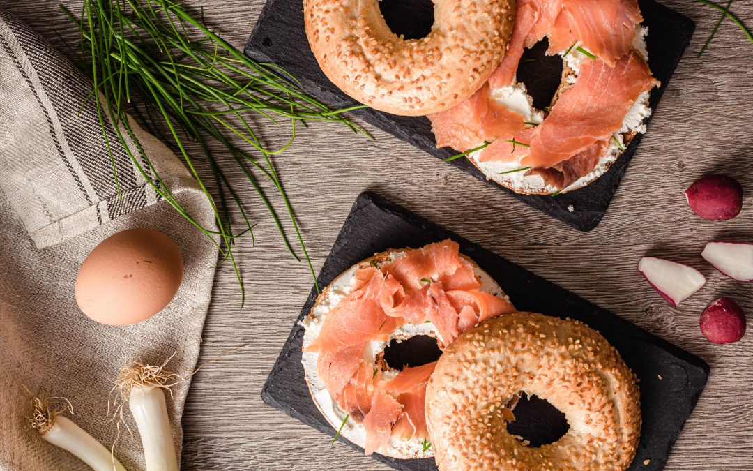 Peter's New York City Bagel and Lox
