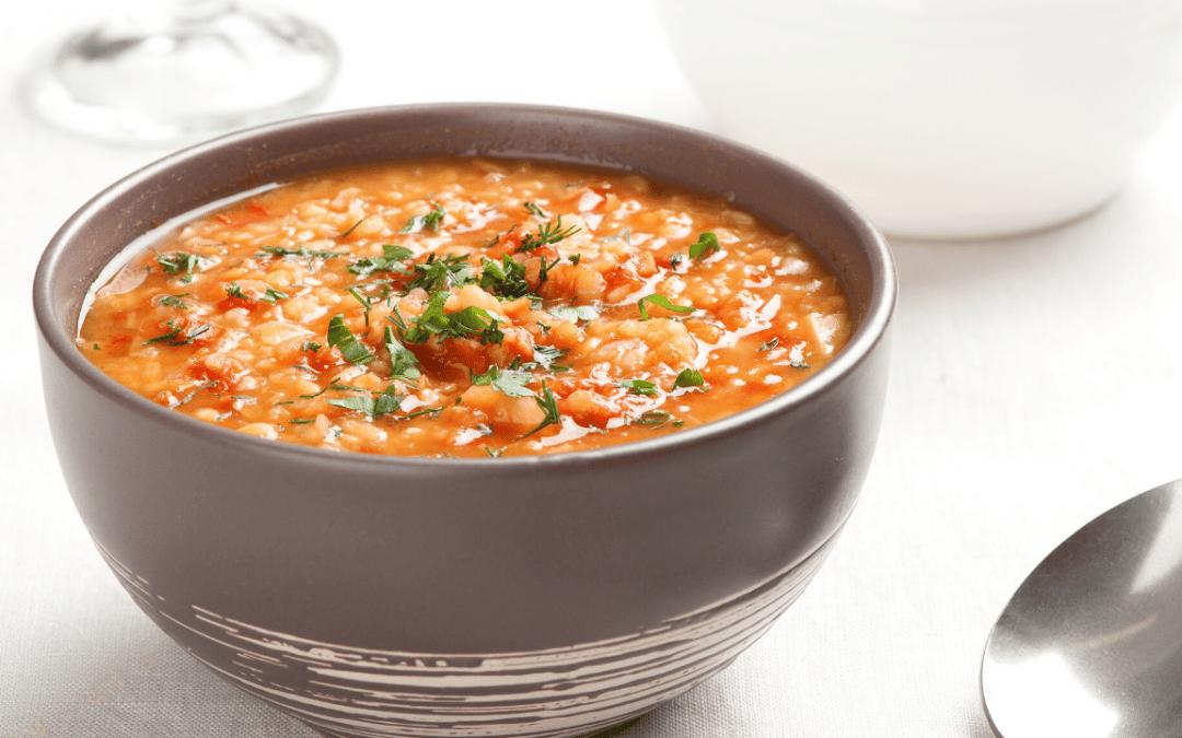 Suzanne's Turkish Lentil Soup