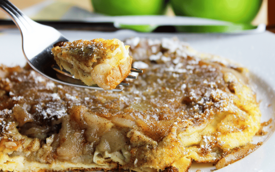 Rosa's German Apple Pancakes