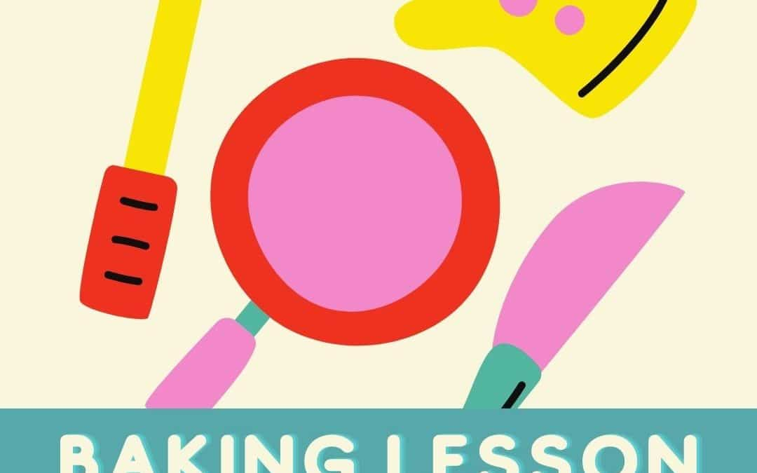 Baking Lessons for Kids ONLINE