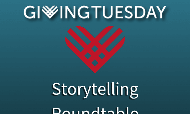 Our #GivingTuesday Roundtable is officially LIVE!