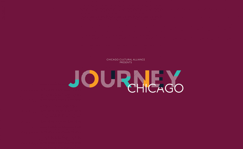 JourneyChicagoLogo on maroon